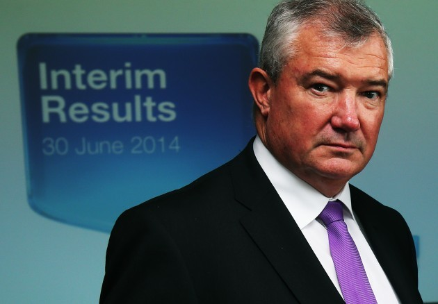 Bank of Ireland results