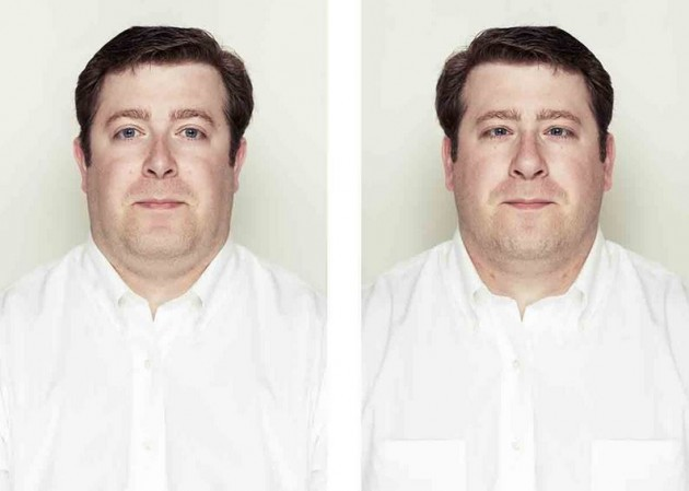 Wish you had a perfectly symmetrical face? You won't after