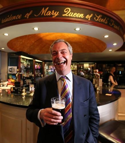 UKIP attempt to woo Scottish voters