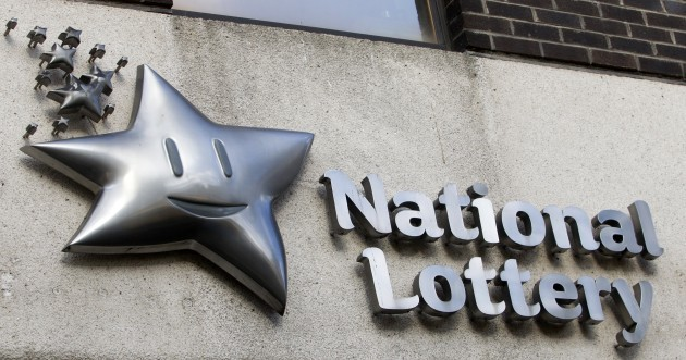 National Lottery Logos