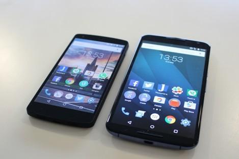 Nexus 5 and Nexus 6