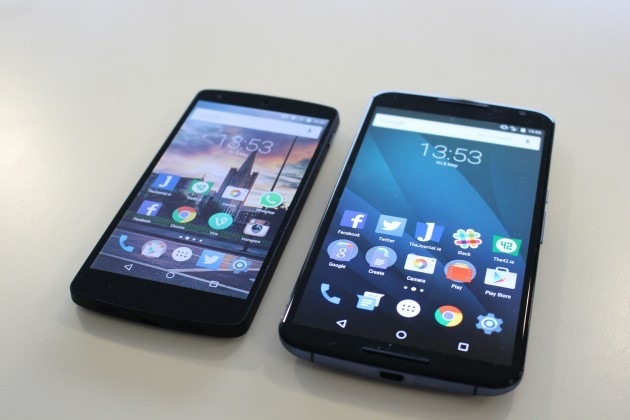 Nexus 5 and Nexus 6