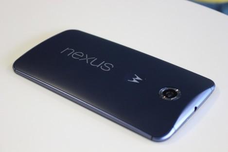 Nexus 6 backing