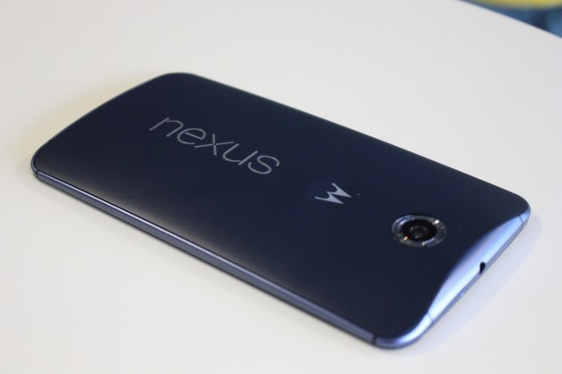 Nexus 6 backing