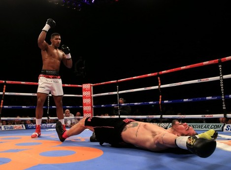 Boxing - Barclaycard Arena