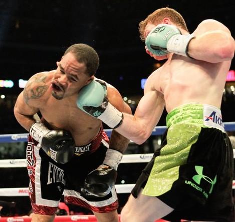 Alvarez Kirkland Boxing