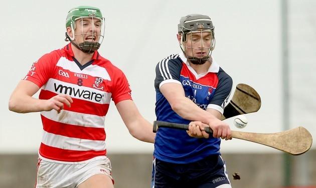 Aidan Walsh and Pauric Mahony