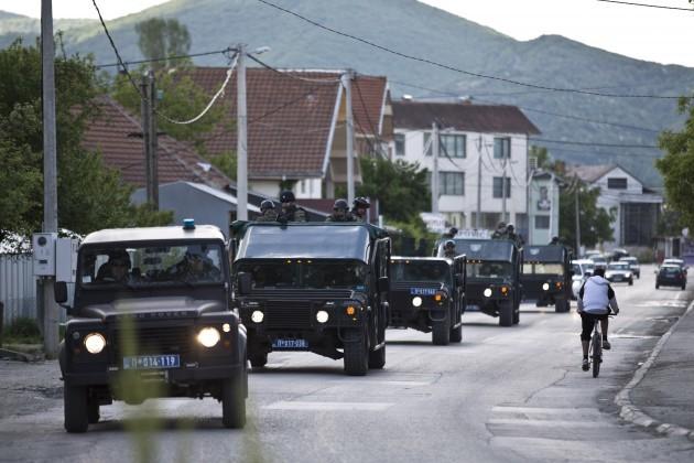 Serbia Macedonia Shootings