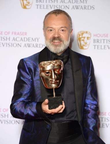 House of Fraser British Academy Television Awards - Press Room - London