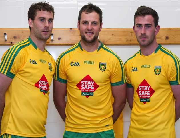 New Donegal jersey