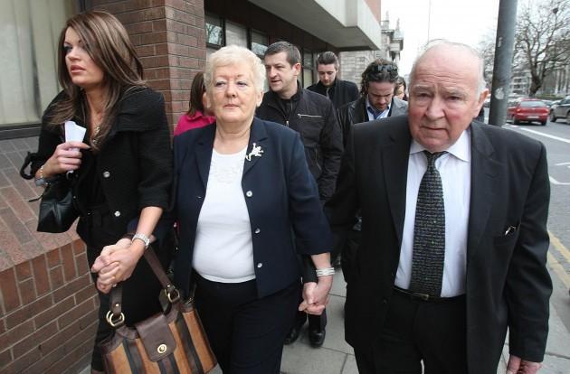 Joe O'Reilly court case
