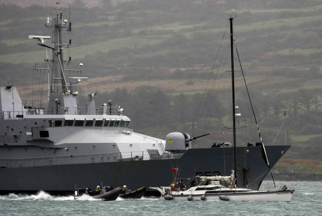 Drugs raid finds 403m of cocaine
