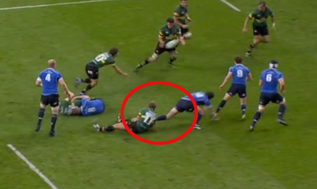 Shaggy Held Try .1