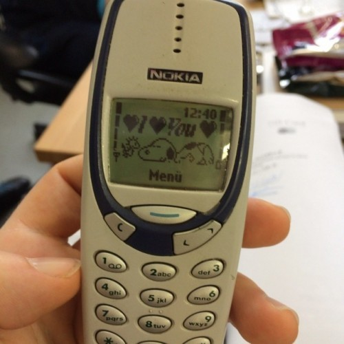 Got a second hand phone to commemorate the legend that is Nokia hardware
