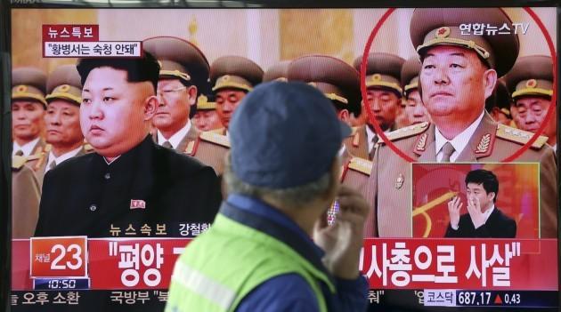 South Korea North Korea Defense Chief Executed