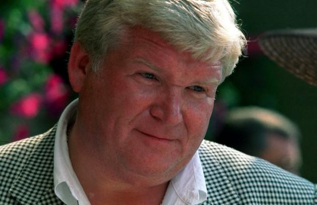 File photo Derek Davis has died today.