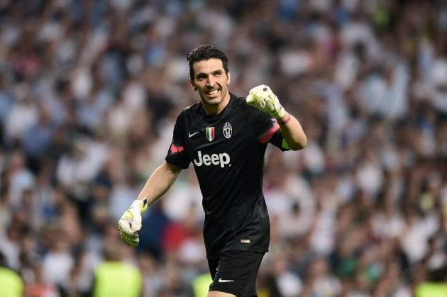 Soccer - UEFA Champions League - Semi Final - Second Leg - Real Madrid v Juventus - Santiago Bernabeu