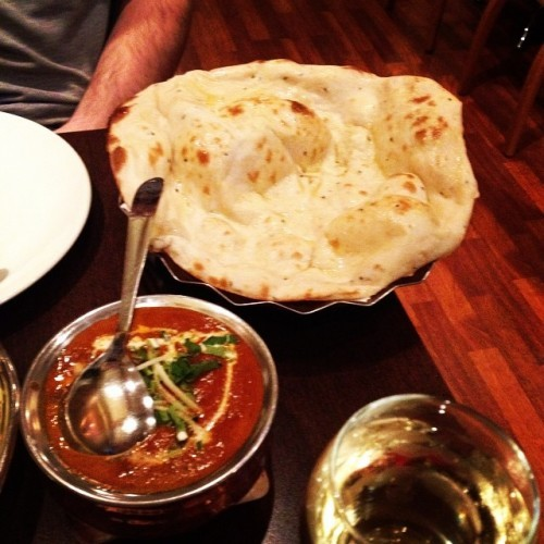 Amazing Indian food at Haveli in Cork City last weekend ☺️ the best Indian I've ever had hands down!! #indian #haveli #instafood #yummy #happiness #raragosht #cork #corkcity #holiday #weekend #trip #boyfriend #love
