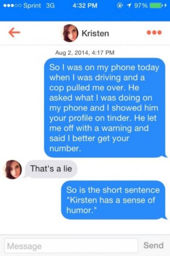 10 of the best burns ever dealt out on Tinder · The Daily Edge