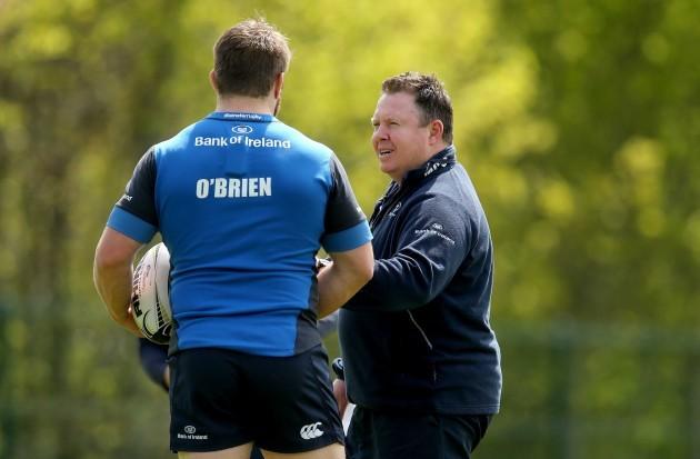 Sean O'Brien and Matt O'Connor