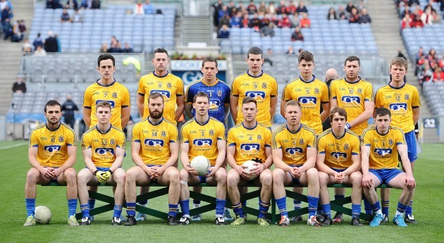 The Roscommon team