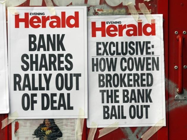 Irish Financial Banking Crisis