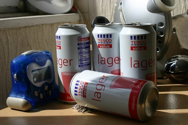 Tesco Value Lager