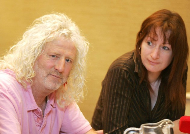 File Photo Independent TDs Mick Wallace and Clare Daly have each been fined 2,000 euro after being convicted on two charges of breaching airport bylaws at Shannon Airport in Co Clare.