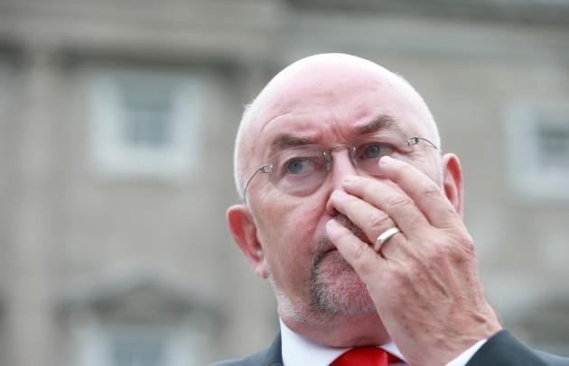 Ruairi Quinn Leaves Politics