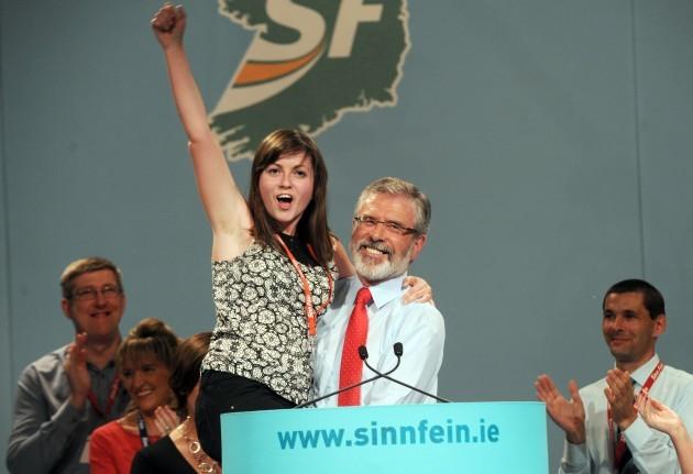 Sinn Fein Ard Fheis Day 2