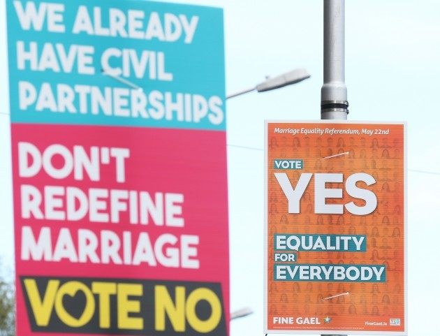 Gay Marriage Equality Referendums