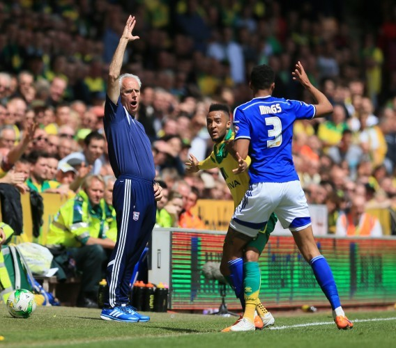Soccer - Sky Bet Championship - Play Off - Second Leg - Norwich City v Ipswich Town - Carrow Road