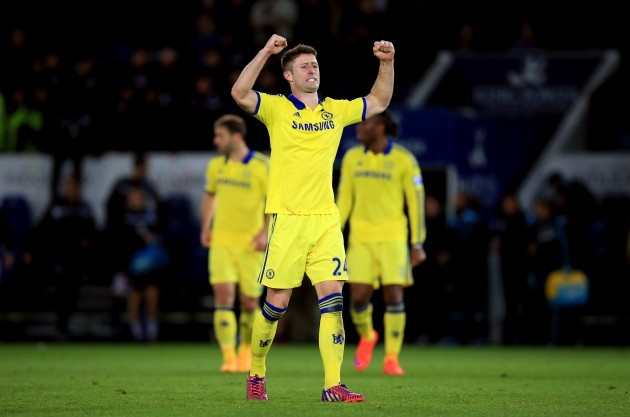 Soccer - Barclays Premier League - Leicester City v Chelsea - King Power Stadium