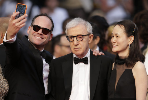 France Cannes Irrational Man Red Carpet