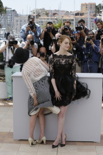 France Cannes Irrational Man Photo Call
