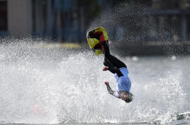 Waterways Ireland Docklands Summer Festival 2015