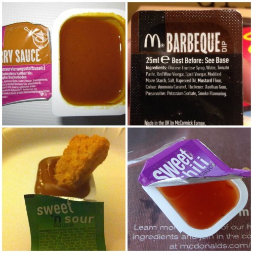Poll Which Mcdonald S Sauce Is The Best Sauce The Daily Edge