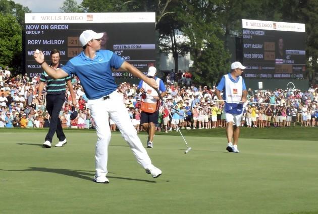 Wells Fargo Golf
