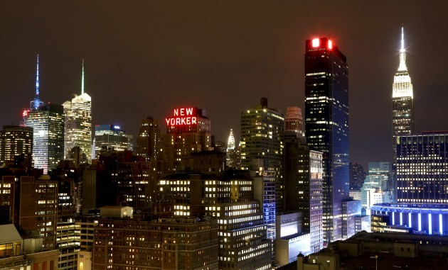 Dimming New York