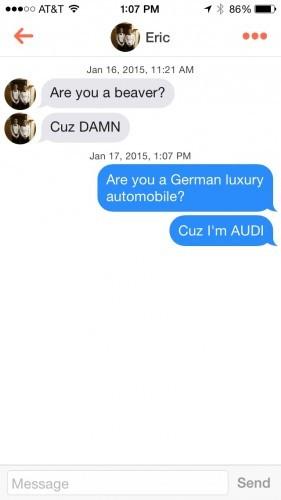Best puns for tinder dating