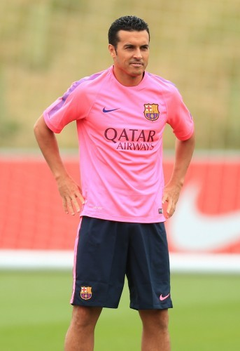 Soccer - Barcelona Pre-Season Training Camp - Day Three - St George's Park