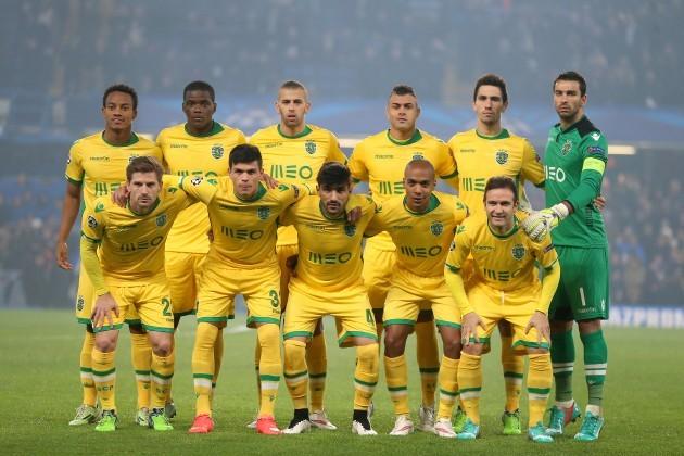 Soccer - UEFA Champions League - Group G - Chelsea v Sporting Lisbon - Stamford Bridge