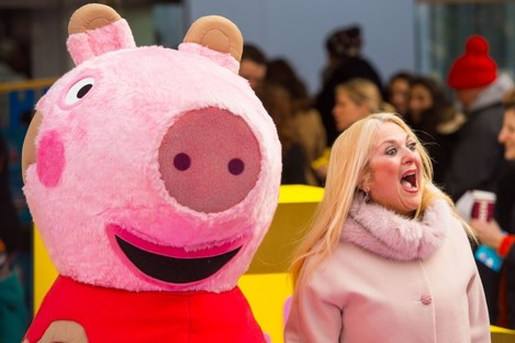 Peppa Pig: The Golden Boots screening - London