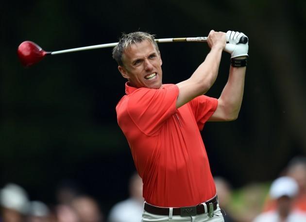 Golf - 2014 BMW PGA Championship - Pro/Am - Wentworth Golf Club