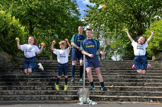 Centra Champions healthy living through GAA partnership