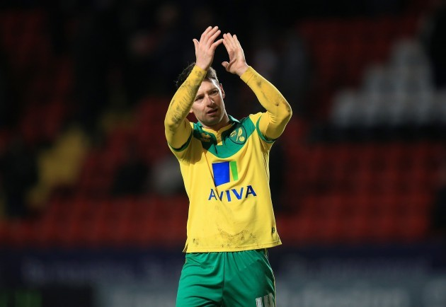 Soccer - Sky Bet League Championship - Charlton Athletic v Norwich City - The Valley