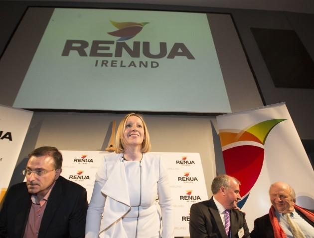 RENUA New Political Parties