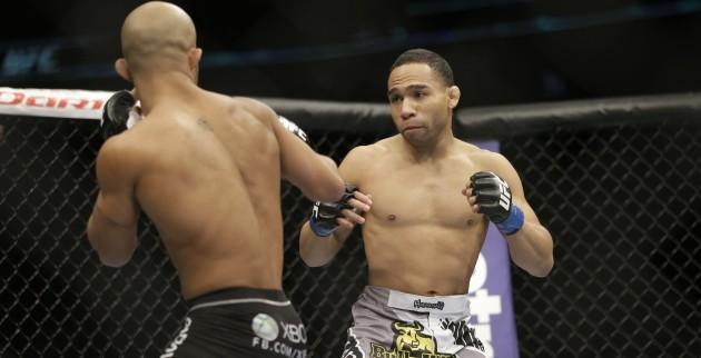 UFC Chicago Mixed Martial Arts