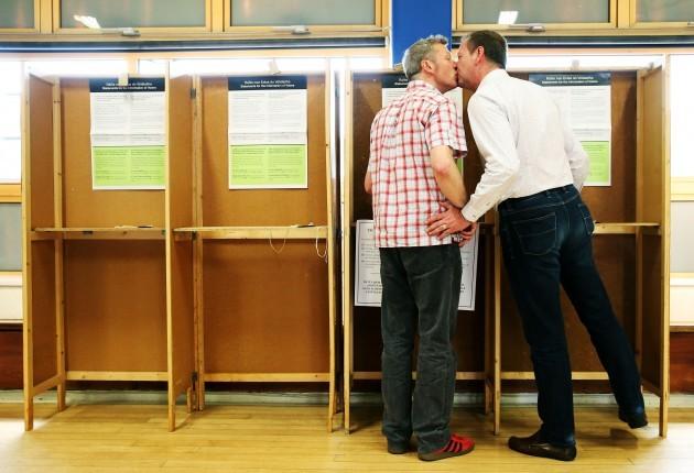 Gay marriage referendum
