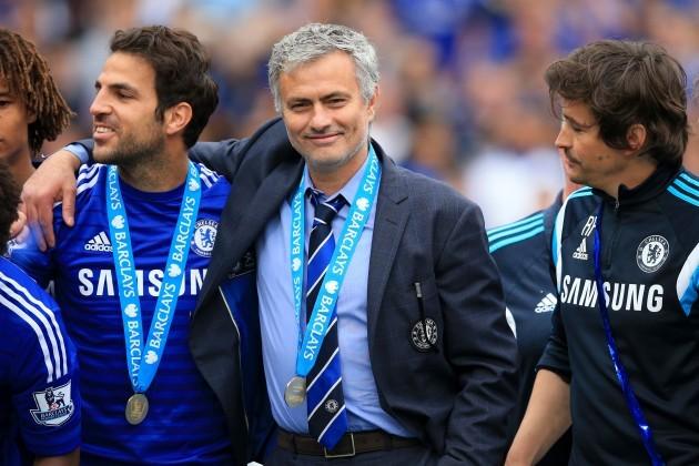 Soccer - Barclays Premier League - Chelsea v Sunderland - Stamford Bridge